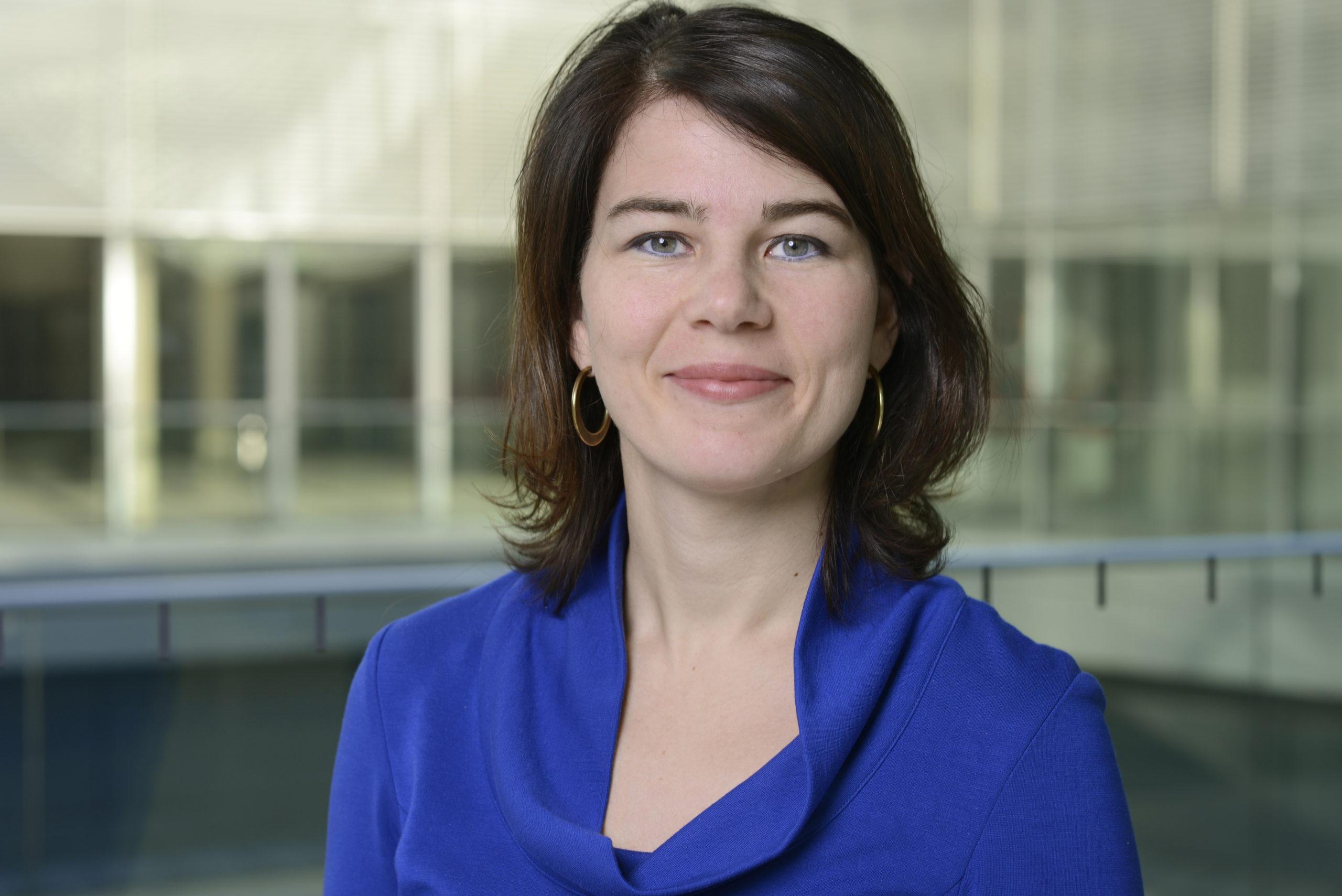 Annalena Baerbock MdB, Buendnis 90/Die Gruenen im Bundestag